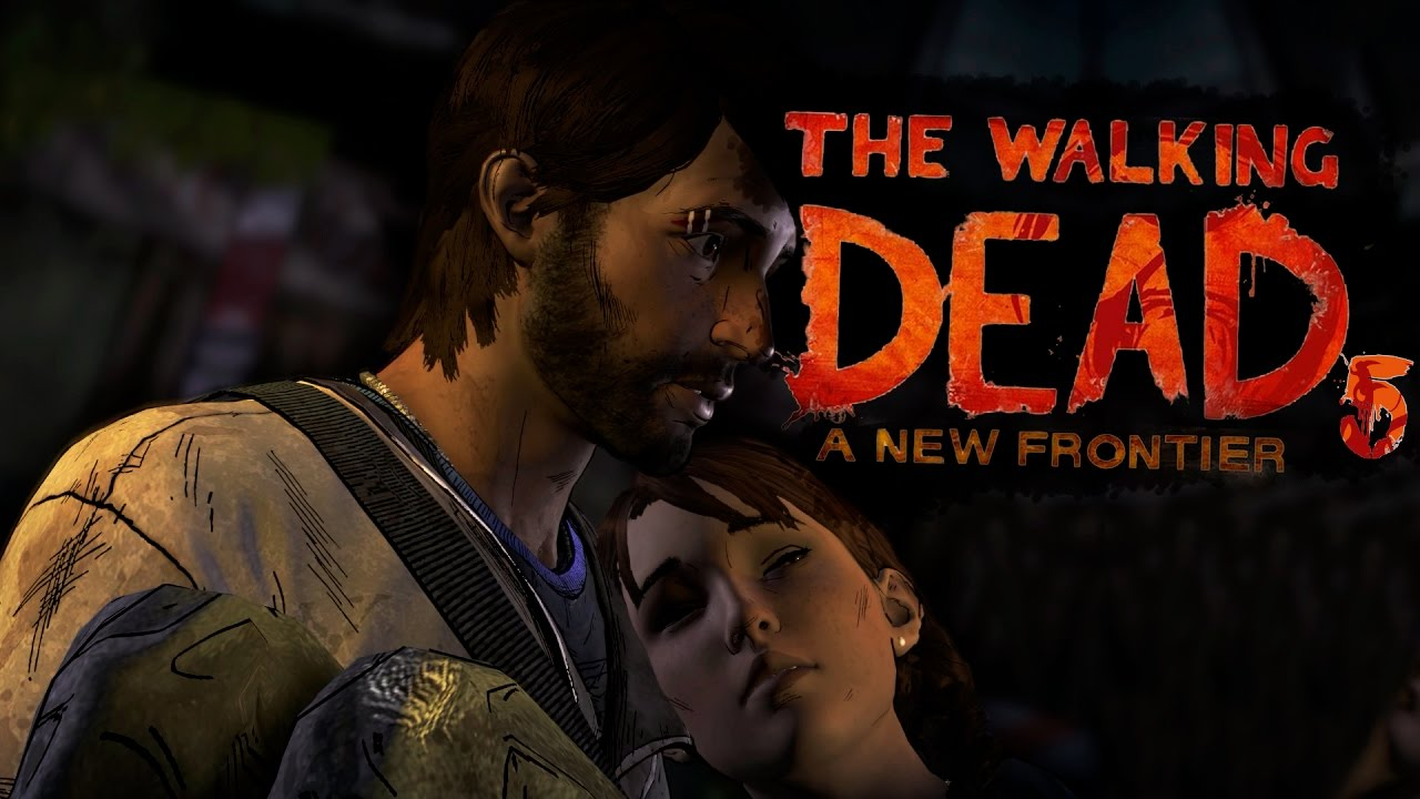 walking dead new frontier is jesus gay