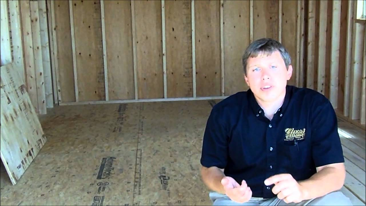 Clic Buildings Advantech Flooring Versus Plywood Or Osb