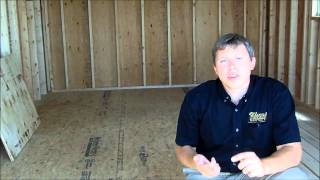 Classic Buildings - Advantech Flooring Versus Plywood Or Osb
