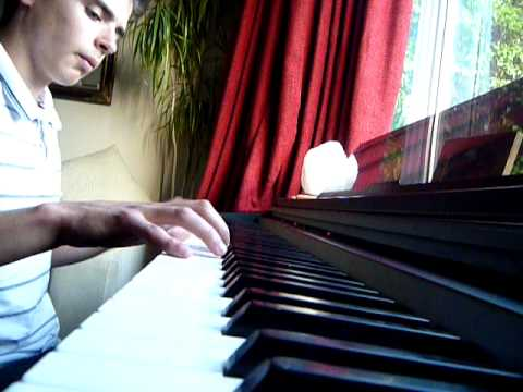 Stan - Eminem - Piano Cover, (including chorus)