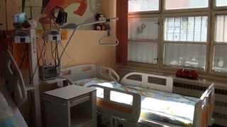 Klaudiánova nemocnice má nové lůžko na dětském JIP