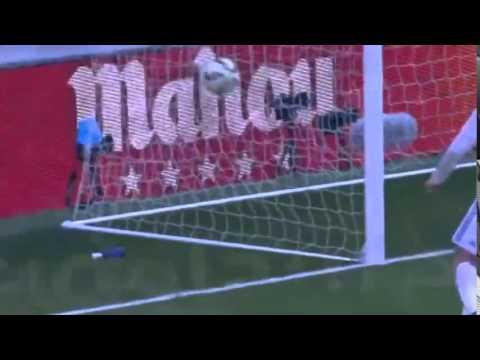 Chicharito Hernandez Goal - Real Madrid vs Eibar 2-0 (La Liga 11/04/2015) HD