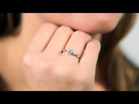 Uno Enstensring 0,40 carat Top Wesselton / VS