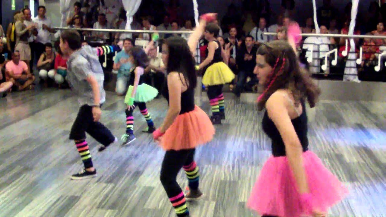 Coreo baile moderno ni os grupo de bily fin de curso 2012 - Baules infantiles ...