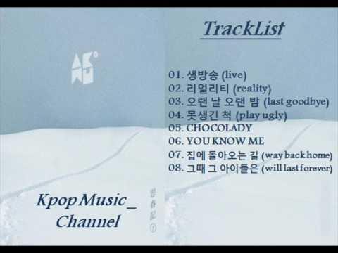 [Full Album] 악동뮤지션 (Akdong Musician (AKMU)) – 사춘기 하 (思春記 下) WINTER