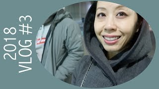 Vlog - Eating All the Foods (2018.03)