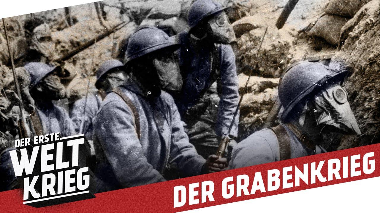 Grabenkrieg 1 Weltkrieg
