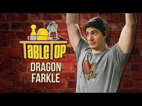 TableTop: Wil Wheaton Plays DRAGON FARKLE with Brandon Routh, Derek Mio, and Neil Grayston!