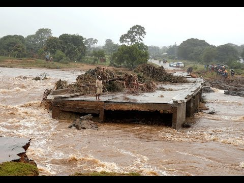 Cyclone relief efforts ramp up in flooded Southern Africa