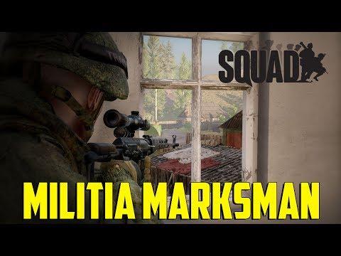 Squad - Militia Marksman