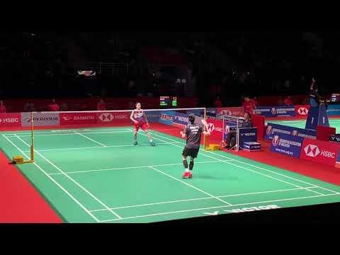 Kento Momota Vs Huang Yuxiang: Great Match Malaysia Masters 2020 Part 1