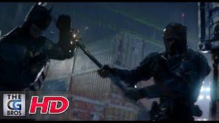 "CGI VFX Breakdowns HD: ""Batman: Arkham Origins"" by Matt Radford"
