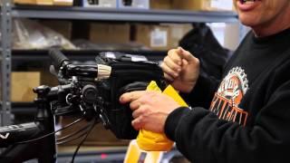 Topeak Handlebar Bags - Tourguide II and DX II - How-To Install