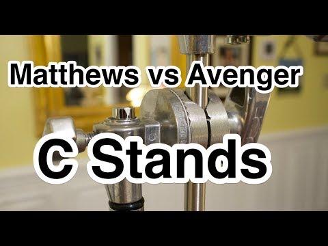 C Stands Matthews Vs Avenger In 4k UHD