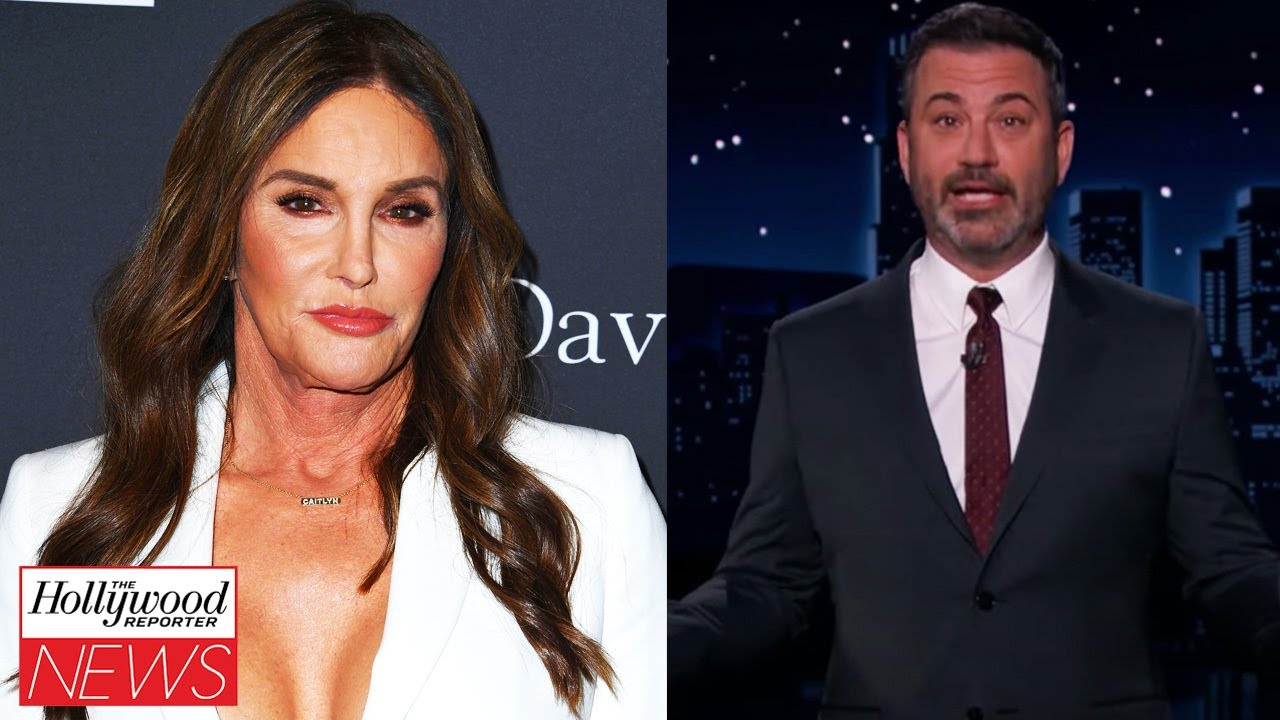 Jimmy Kimmel Criticizes Caitlyn Jenner Over Her Ignorant Comments About the Homeless I THR News