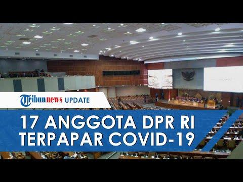 105 Orang Di Kompleks Parlemen Terkonfirmasi Positif Covid-19, 17 Di Antaranya Anggota DPR RI