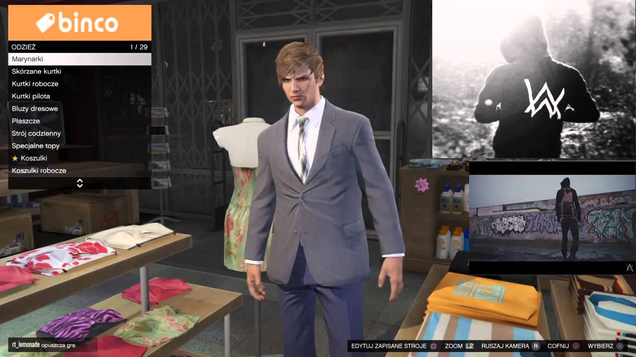 Alan walker faded outfit in gta v online tutorial youtube baditri Gallery