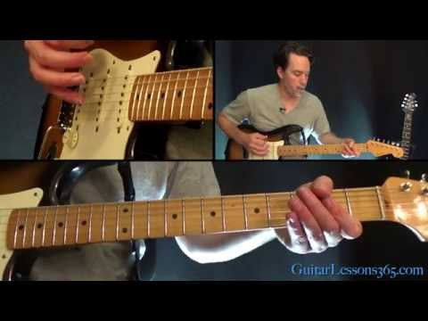 We Will Rock You Guitar Lesson - Queen