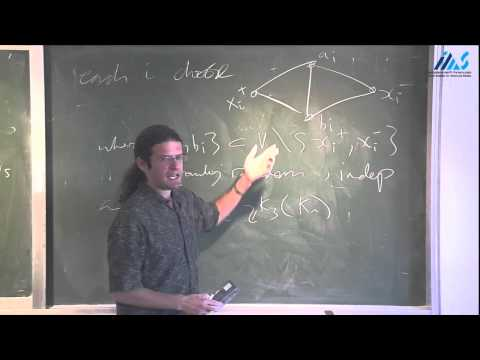 Peter Keevash (University of Oxford) The Existence of Designs III
