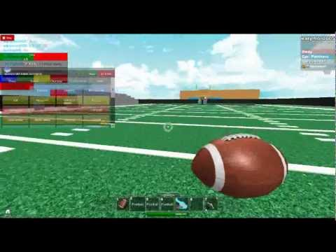 Carolina Panthers Vs Dallas cowboys ROBLOX