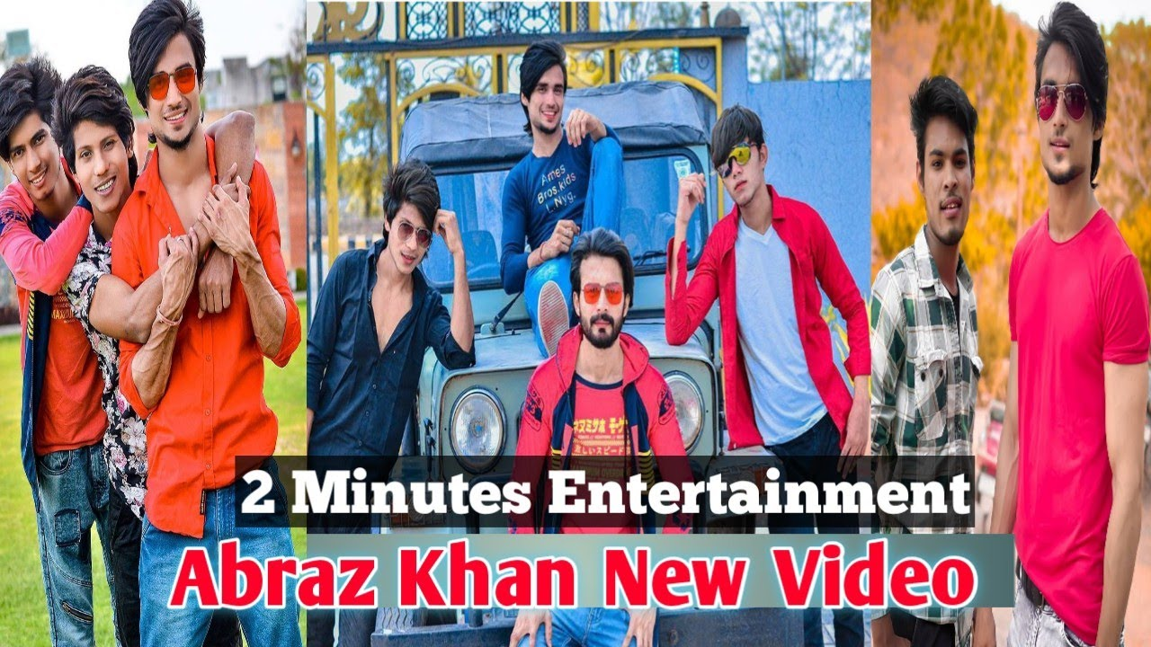 Abraz Khan New Video 2020 | New Comedy Video | Funny Video |Viral Video | AbrazKhan91 | Team Ck91