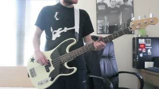 Green Day The Forgotten Bass Cover
