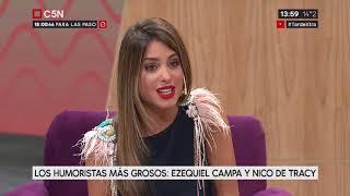Entrevista a Ezequiel Campa y Nico De Tracy