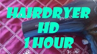 ☛ Hair Dryer Sound NO Bonnet Hair Dryer - ASCIUGACAPELLI RILASSANTE SUONO