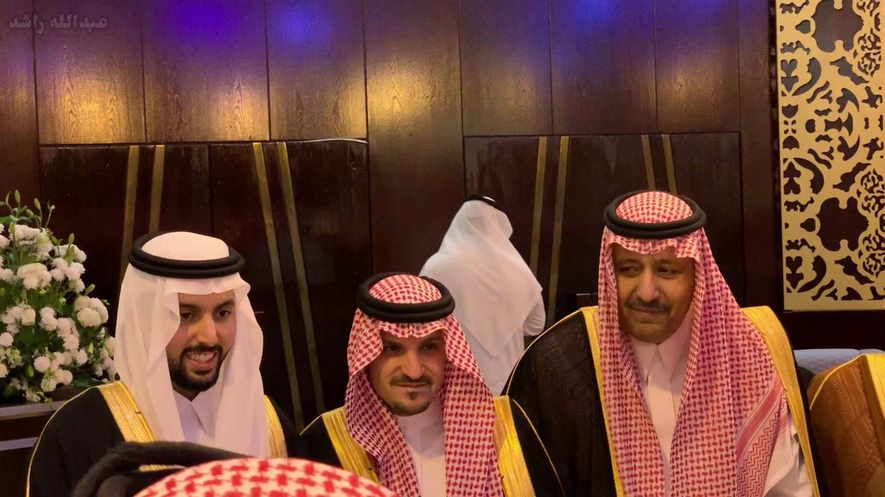 زواج الأمير سلطان بن خالد بن محمد بن سعود الكبير على كريمة الأمير الدكتور حسام بن سعود بن عبدالعزيز Youtube