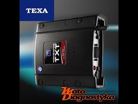 Texa Navigator TxTs Truck - unboxing diagnostic kit