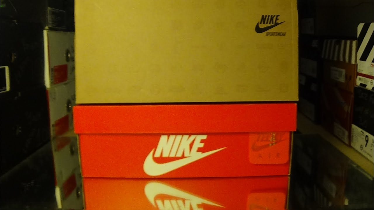 My Sneaker Collection 2015: Part 4 of 8; Nike Sportswear Collection