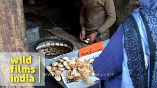 Kashmiri Breads Being Made By Local Baker In Ladakh
