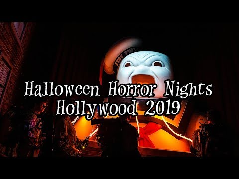 Creepy Quest: Halloween Horror Nights Hollywood 2019