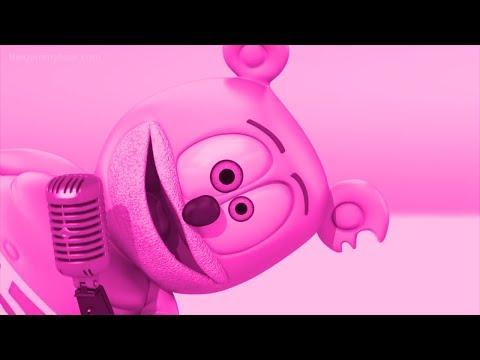 PINK Gummybear REQUEST VIDEO Gummibär Spanish HD Gummy Bear Song