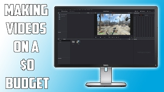 How I Record and Edit My YouTube Videos For Free