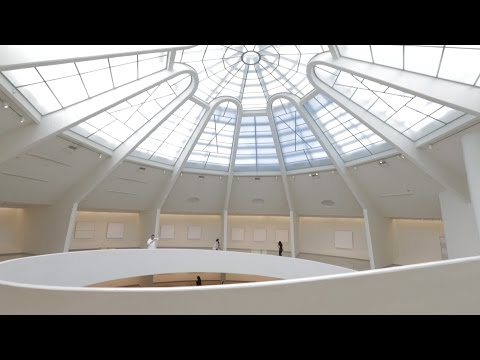 The Solomon R. Guggenheim Museum – Plan Your Visit