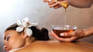 Как научиться делать медовый массаж(