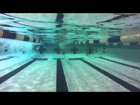 Ryc Hu 150407 Swim technique underwater analysis
