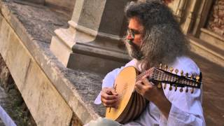 Nicolae Szekely, lute - Richard Allison - Pavane