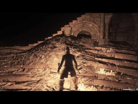 DS3 Pure Darkness/Aggression All Bosses Run