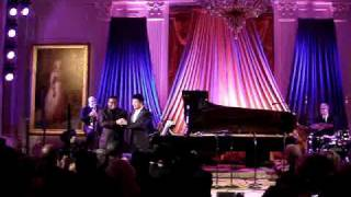 Lang Lang performs with Herbie Hancock at the White House State Dinner 1.19.11