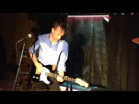 Greg MacPherson - Bankrobber @ the Fox Den, Sydney, NS 3 Oct 2014