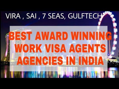 Top 10 Gennuine Work Visa Agencies In India   Best Work Permit Visa Providing Consultancy In India  