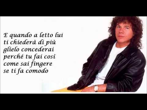 Riccardo Cocciante - BELLA SENZ'ANIMA + testo
