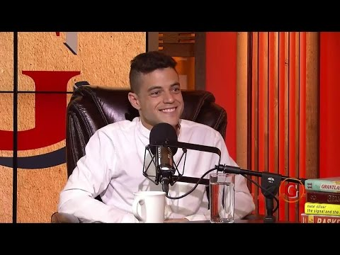 Rami Malek's Podcast interview with Andy Greenwald Mp3