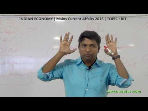 Bilateral Investment Treaty | Indian Economy