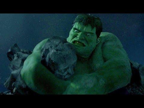 Hulk Vs Absorbing Man - Fight Scene - Hulk (2003) Movie CLIP HD