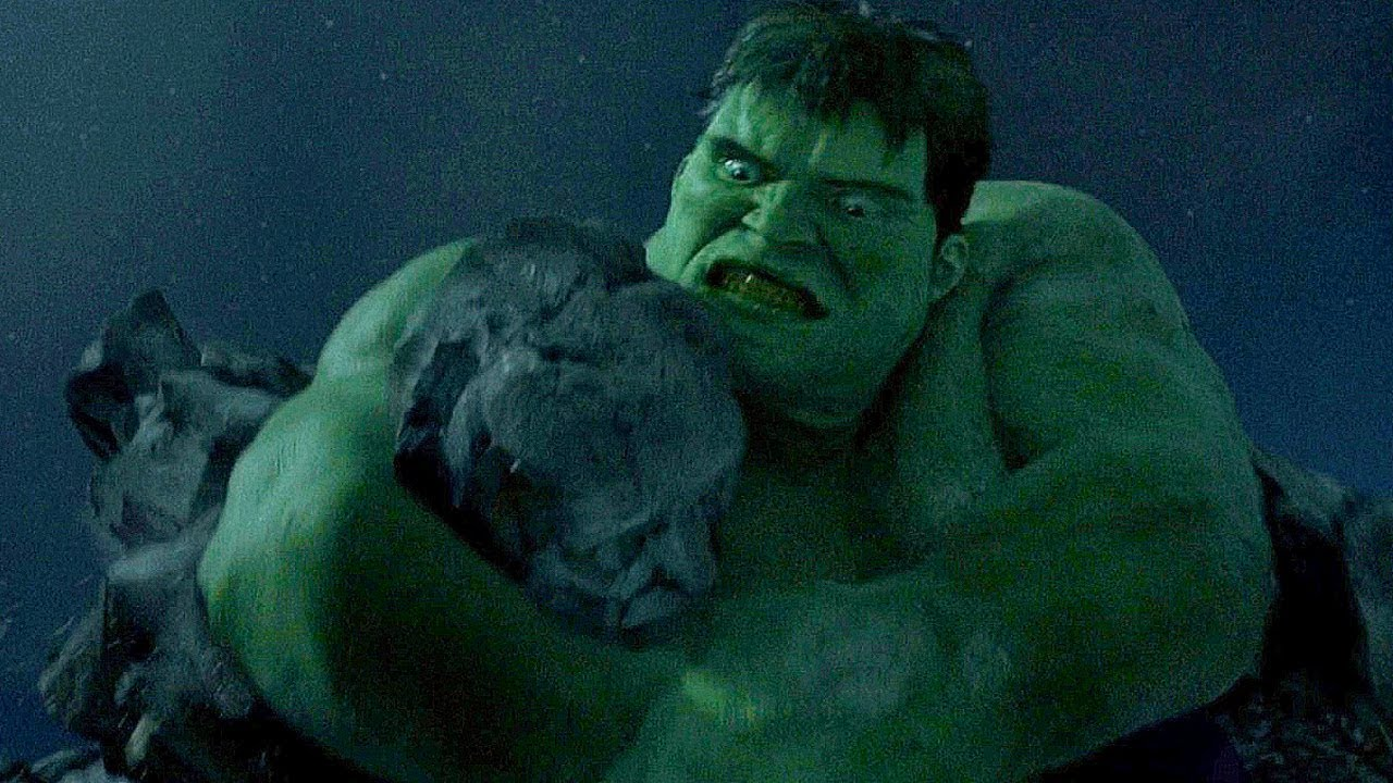 hulk vs absorbing man fight scene hulk 2003 movie
