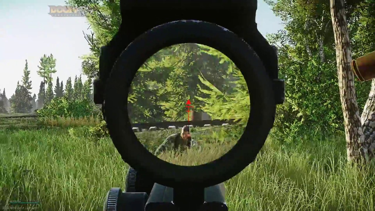 You won't see nothing like this Escape From Tarkov Gameplay