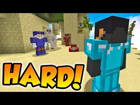MINECRAFT BED WARS VS MY SUBSCRIBERS!